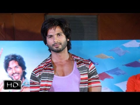 Shahid Kapoor's Exclusive Interview On 'Haider'