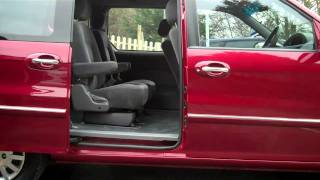 02-52 KIA  Sedona LX 5dr Diesel MPV 7 Seater For Sale videos