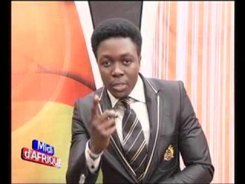 MIDI D'AFRIQUE BENIE TV  2 OCT-2014