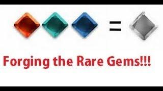 Rare Darkfire, Spectrum, And Defense Gems Infinity Blade 2