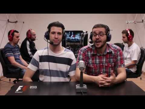 Outconsumer vs xFera vs Prieeto vs ChipFX - Showmatch F1 2013 - Final Cup 5