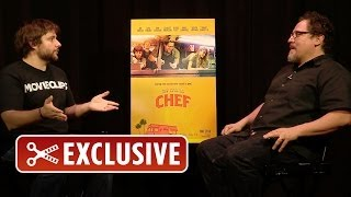 Exclusive Interview: Jon Favreau - Chef (2014) Movie HD