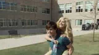Ashley Tisdale And Zac Efron [Zashley]