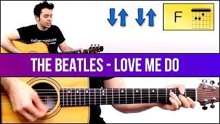 """Aprende a tocar """"Love me do"""""""