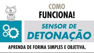 COMO FUNCIONA – Sensor de Detonação