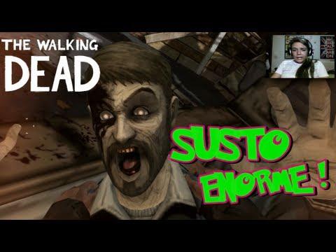 The Walking Dead #9 SUSTO ENORME