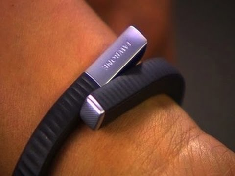 CNET News - Don't call Jawbone's UP24 a fitness tracker