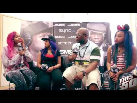 The OMG Girlz Talk About Fashion, T.I. & Say Pretty Girls Don't Fight
