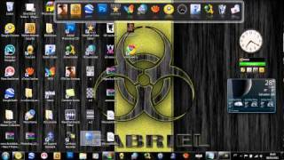 Como Mudar A Cor Da Barra De Tarefas Do Windows 7 Home