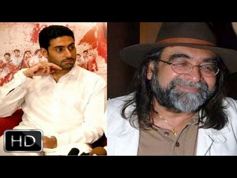 Abhishek Bachchan-Prahlad Kakkar - Changing Equations In Bollywood