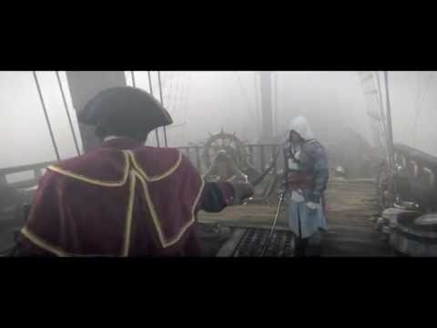 "Assassin's Creed IV: Black Flag - Official E3 2013 CGI Cinematic Trailer ""Assassin's Creed 4"""