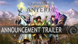 Champions of Anteria - Bejelentés Trailer