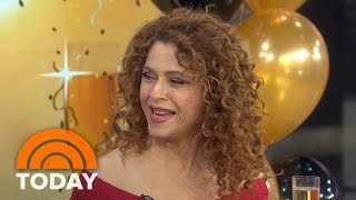 Bernadette Peters Talks New Show, 'Mozart In The Jungle' | TODAY