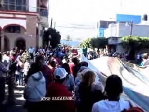 PEREGRINACION HIJOS AUSENTES EN ZACOALCO DE TORRES 2014