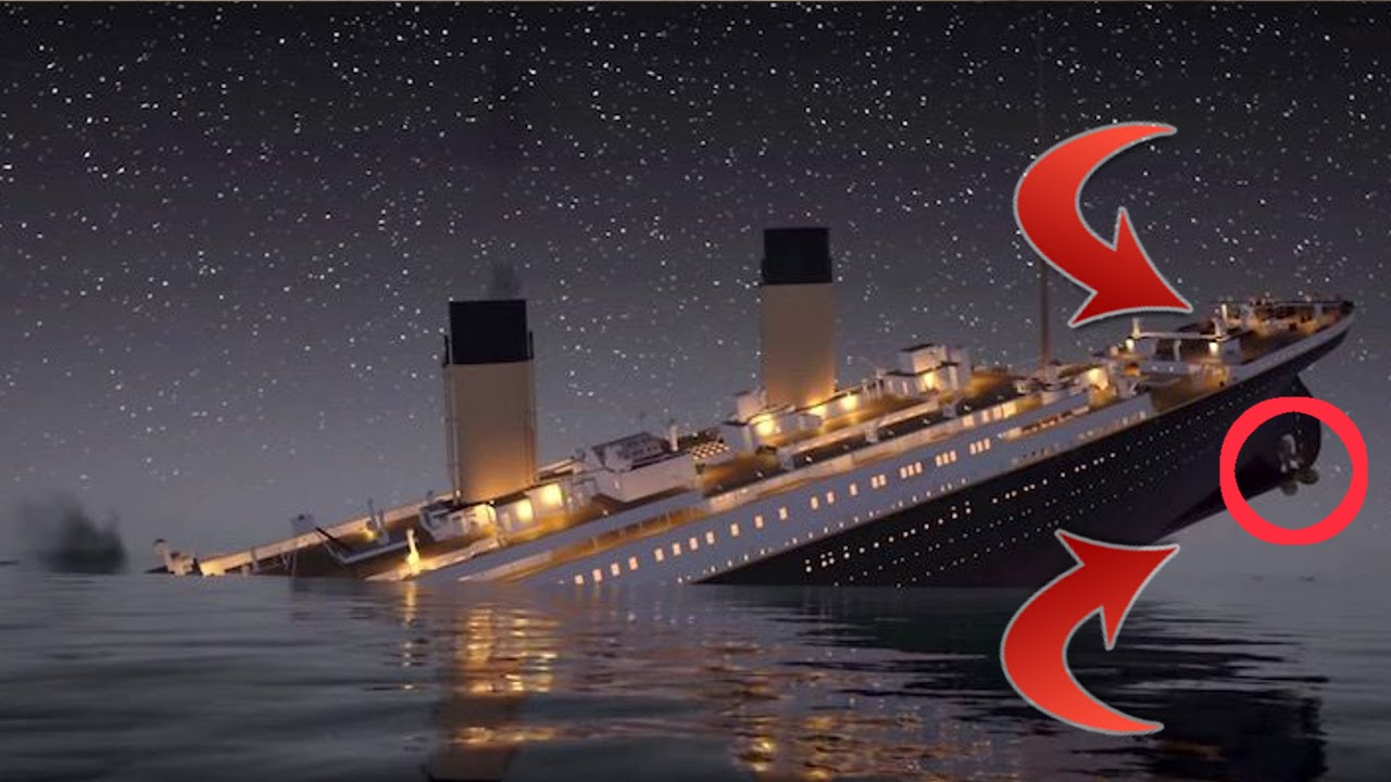 an analysis of the downfall of the ship titanic After security an analysis of the downfall of the ship titanic researchers from several internet infrastructure companies discovered that the a selection of.