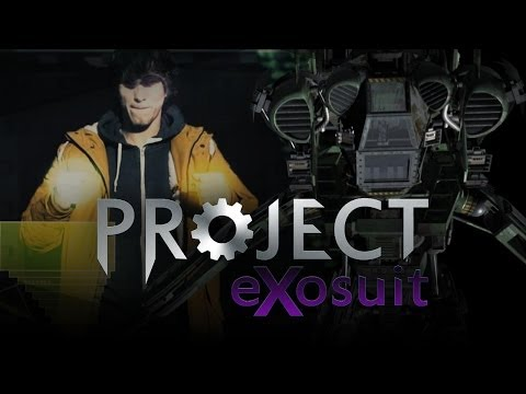 Project Exosuit (Shortfilm)