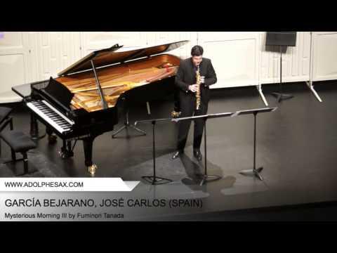 Dinant 2014 – Garcia Bejarano, Jose Carlos – Mysterious Morning III by Fuminori Tanada