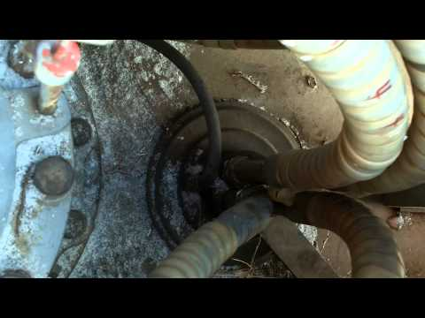 How It Works The Track Motor Spool In An Excavator Youtube