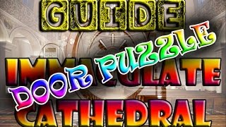 [Divinity Original Sin - Immaculate Cathedral - Door Puzzle G...] Video