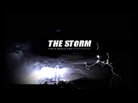 Thunderstorm with heavy rain and wind - The Storm - Nature Ambient | Weather Sounds