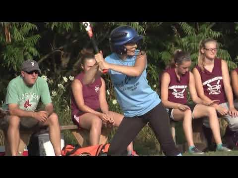 Champlain-Rouses Point - West Chazy Pony SB 7-16-12