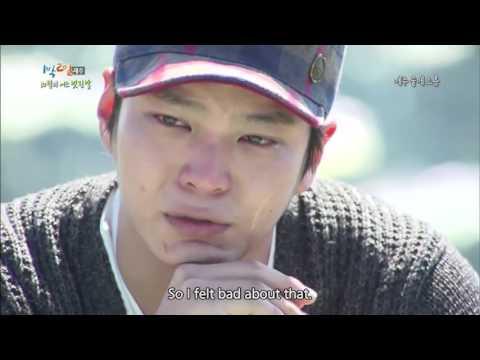 [Vietsub] HD - Joo Won khóc trước khi rời 2D1N (Bật phụ đề TV)