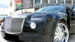 Chrysler 300C Body Kit Custom Rolls Royce Phantom By CWC
