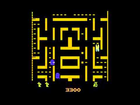 Jr. Pac-Man - I stink at Jr. Pac-Man! - User video