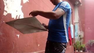 Como Fazer Papagaio De Plastico