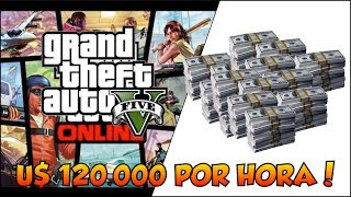 (PS3)GTA V ONLINE DINHEIRO FÁCIL E RÁPIDO NO GTA 5