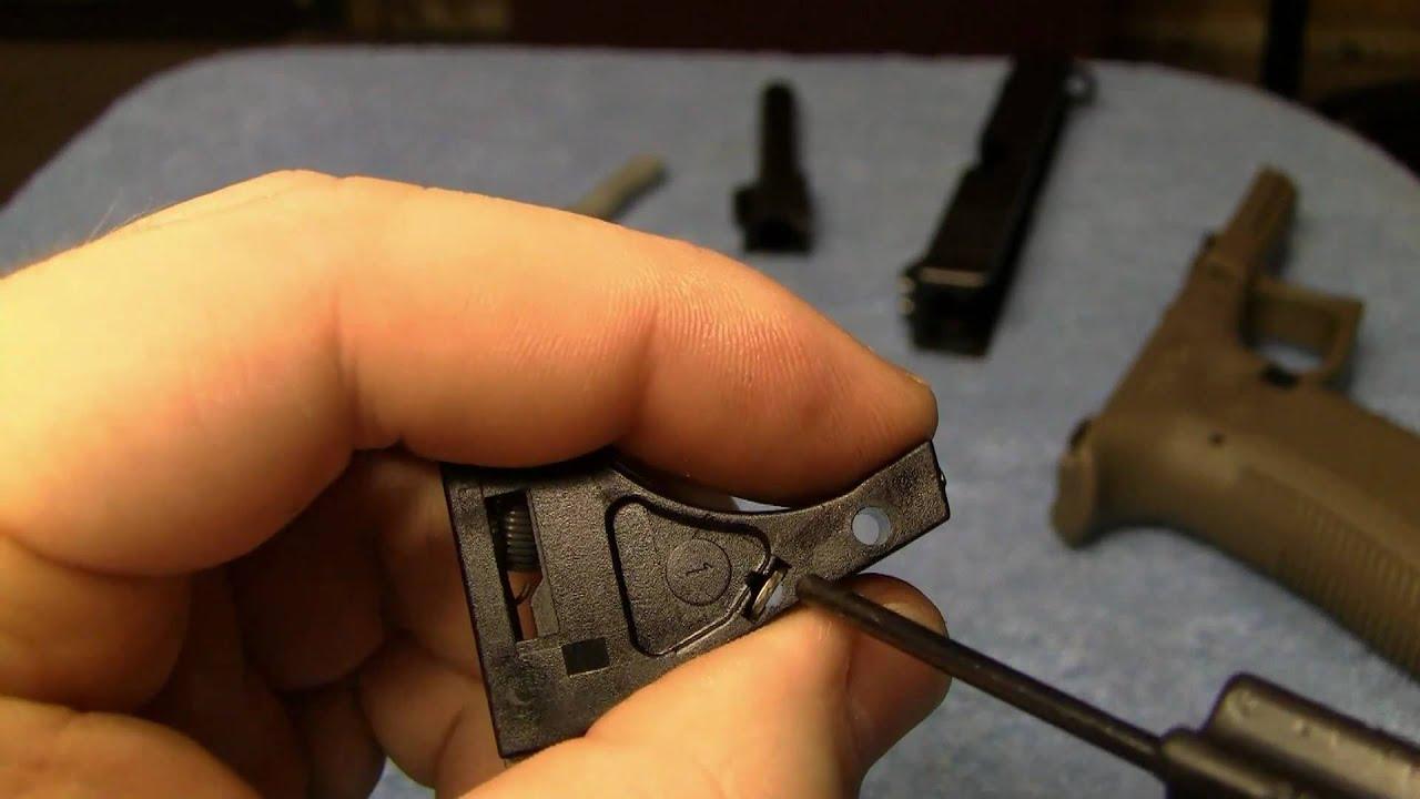 Remarkable, Lda pistol detail strip words... super