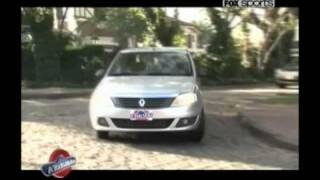 Test Renault Logan