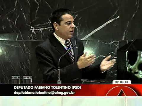 Pronunciamento do Deputado Fabiano Tolentino sobre o fim do voto secreto