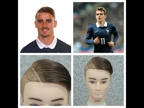 Antoine Griezmann Haircut - World Cup Haircuts