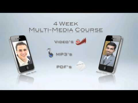 How To Develop Your First iPhone App Step-by-Step Course: For iPad and iPhone - YouTube