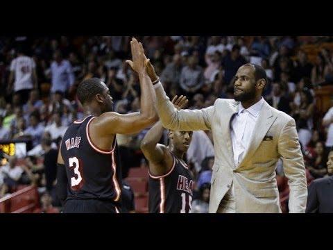 Heat Beat Bulls Without LeBron, 93-79
