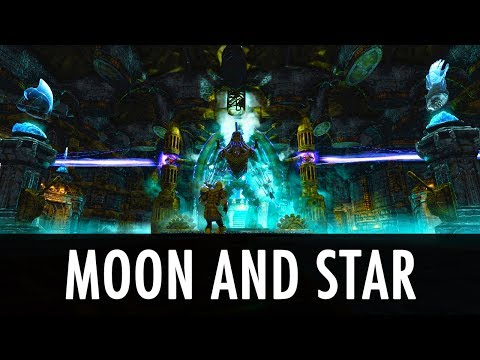 Skyrim Mod: Moon and Star