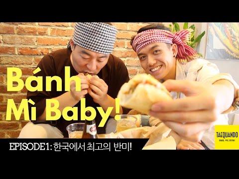 BEST BANH MI IN KOREA!!!