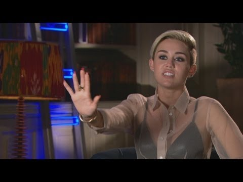FULL INTERVIEW: Miley Cyrus talks making videos, recording albums, biting boyfriends, 1D and more, Miley Cyrus talks openly about making controversial videos, recording her album, who she thinks is the cutest One Direction member and much more. The star ha...