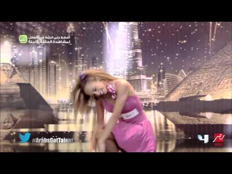Arabs Got Talent - تجارب الأداء - هدير الحامي