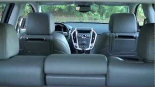 2012 Cadillac SRX AWD Premium, Detailed Walkaround videos