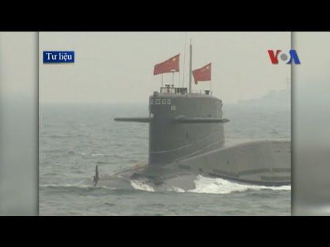 VN tăng cường khả năng hải quân giữa tranh chấp Biển Đông
