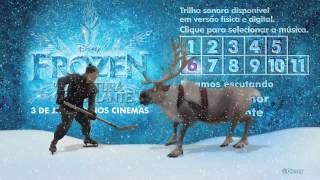 Frozen Uma Aventura Congelante Curta A Trilha Sonora