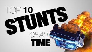 10 aksi stunts yang paling keren dalam film