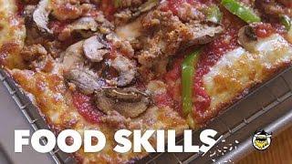 Detroit-Style Pizza: A Love Affair   Food Skills