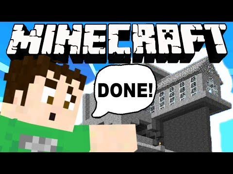 MINECRAFT - Finishing FORTBUSCUS