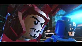 LEGO: Marvel Superheroes Chapter 5: Rebooted, Resuited