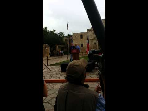 Phil Collins So each at the Alamo