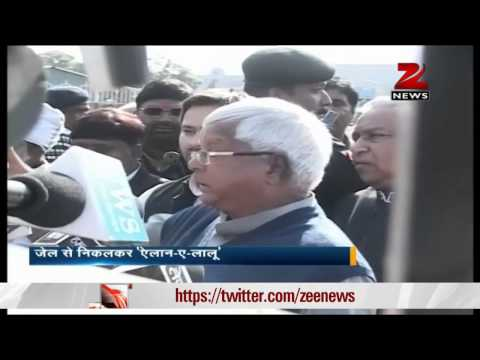Ready to take on Narendra Modi or any other Modi: Lalu Yadav
