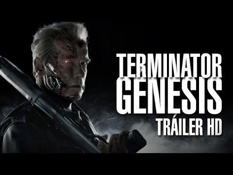 Terminator  Génesis  ( 2015 ) Tráiler Español